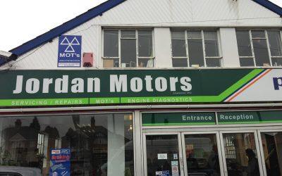 Will you help Jordan Motors pick a new logo?