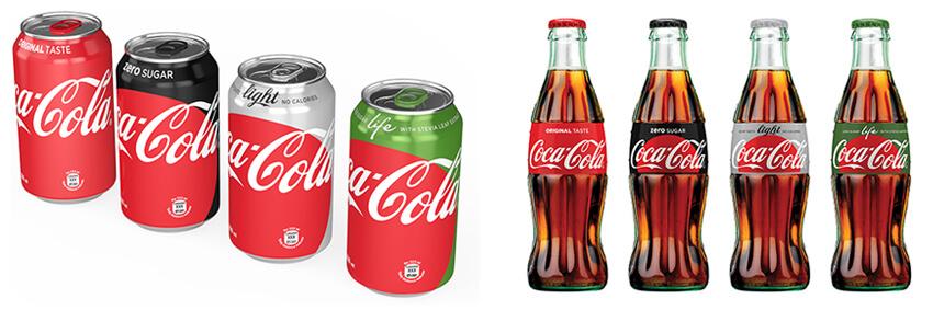 Consistent Branding – Coca Cola's 'One Brand' Strategy