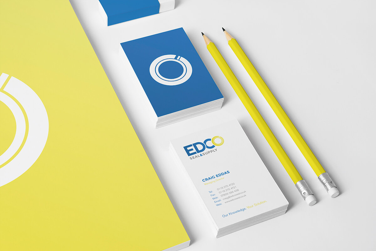 EDCO Business Cards