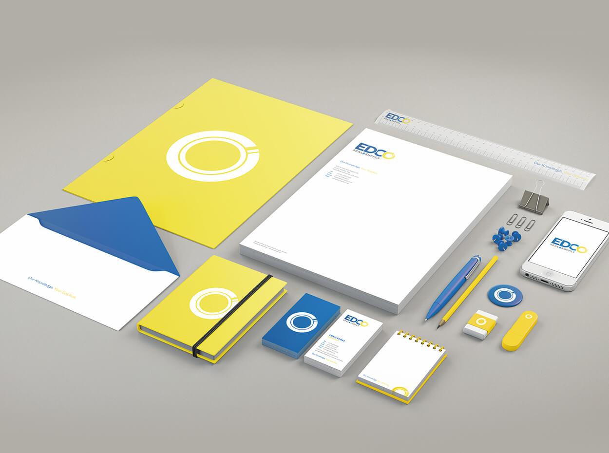 EDCO Stationery