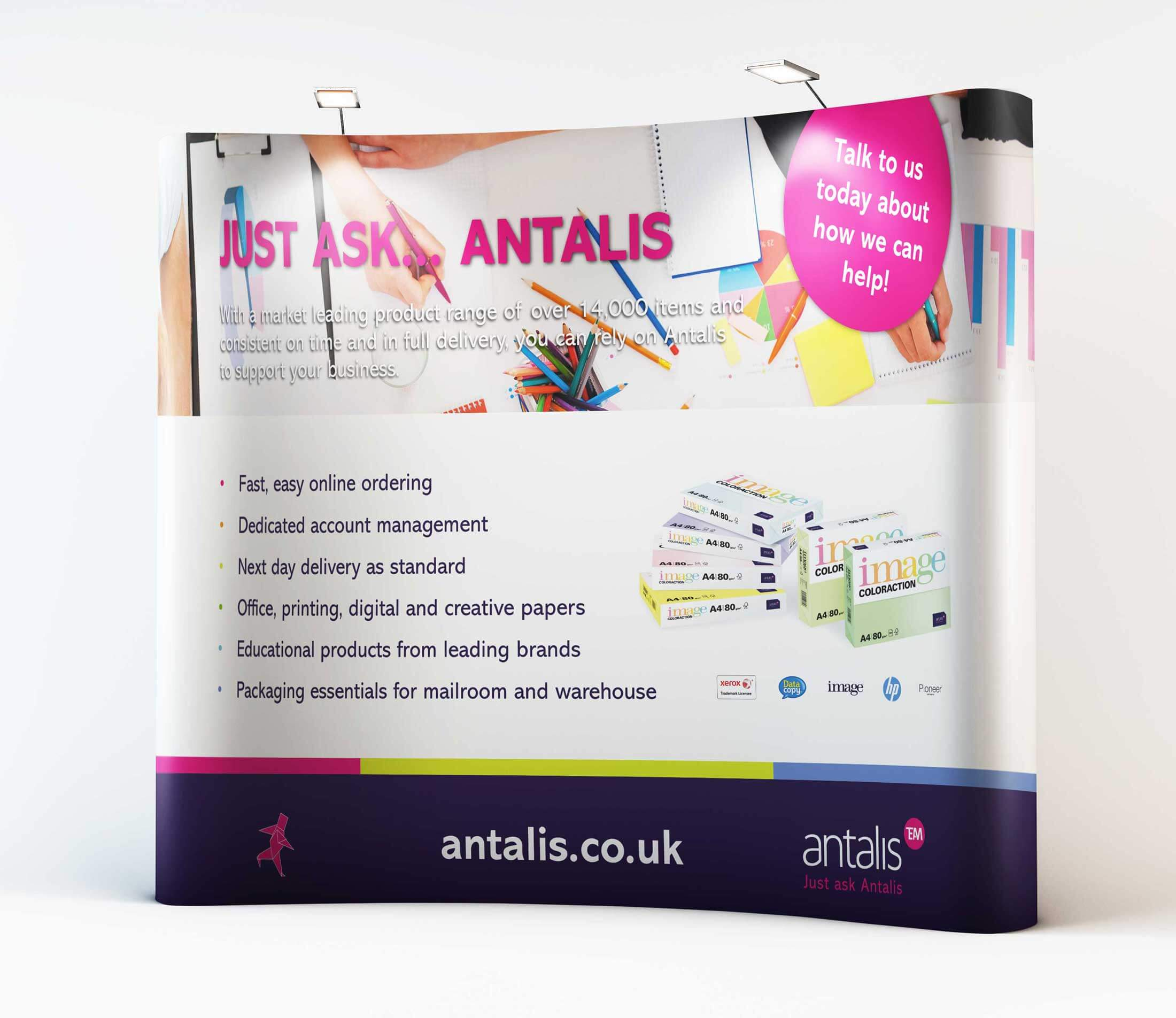 Just ask Antalis - Your Hyphen