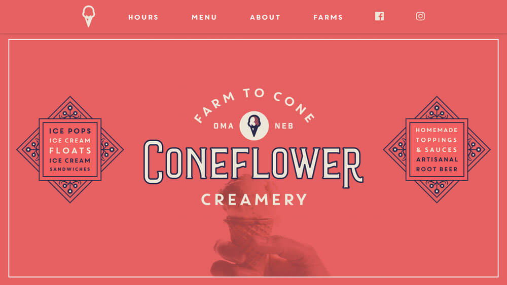 Custom Typography Website Trends of 2017