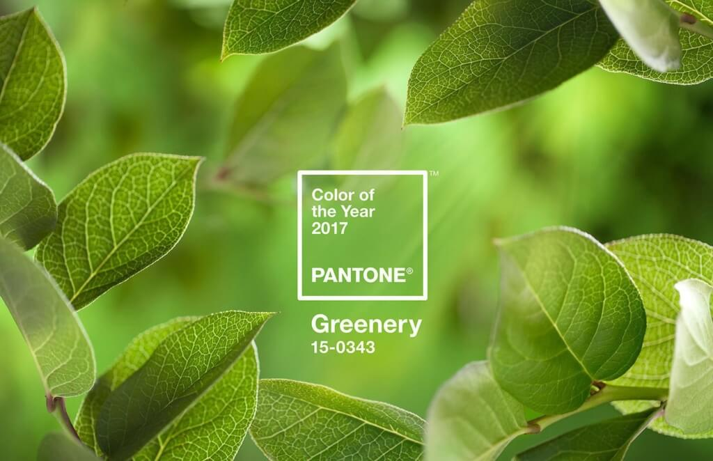 Pantone Colour of the Year, Trends of 2017