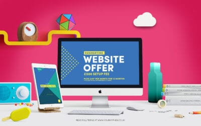 Websites from £400